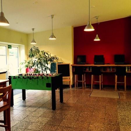 An der Leipzig Medical School ist genügend Platz für individuelle Freiräume.