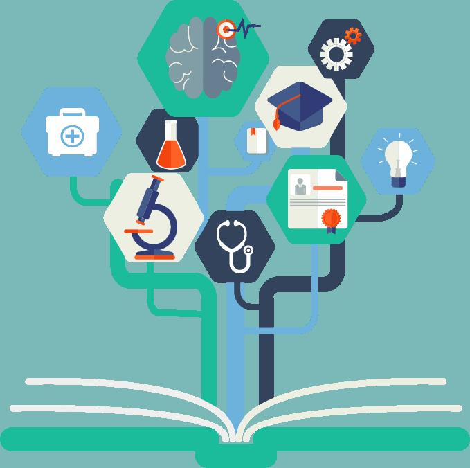 Übersicht aller Kurse an LMS Leipzig Medical School